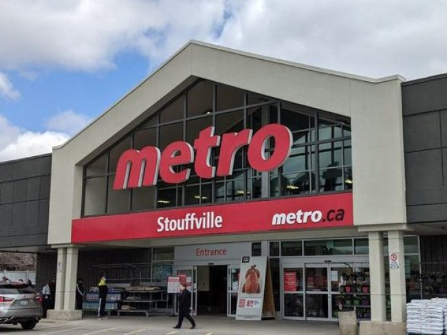 Metro Stouffville Grocery Store